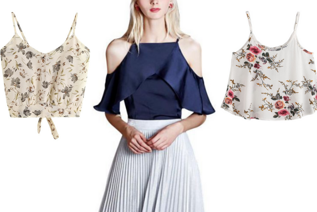 27 Tops You Can Get From As Low As $6