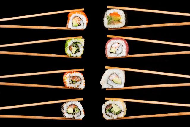 Sushi Places