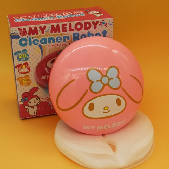 robot vacuum cleaner singapore cartoon sanrio my melody