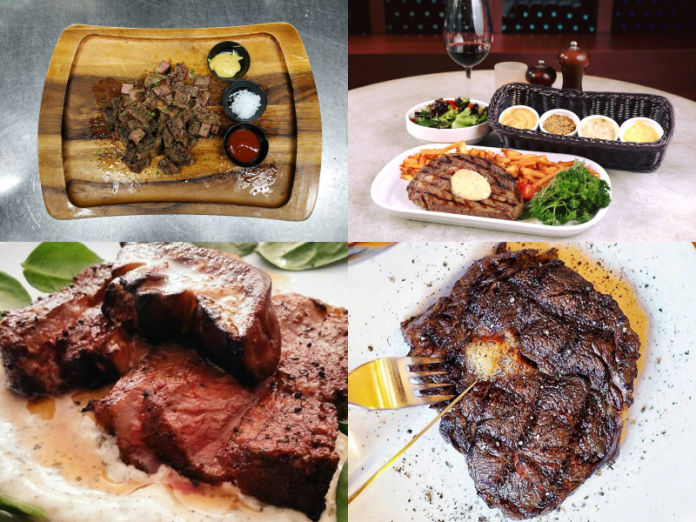 affordable steaks in singapore collage