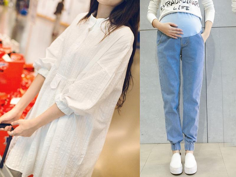 basic maternity wear singapore
