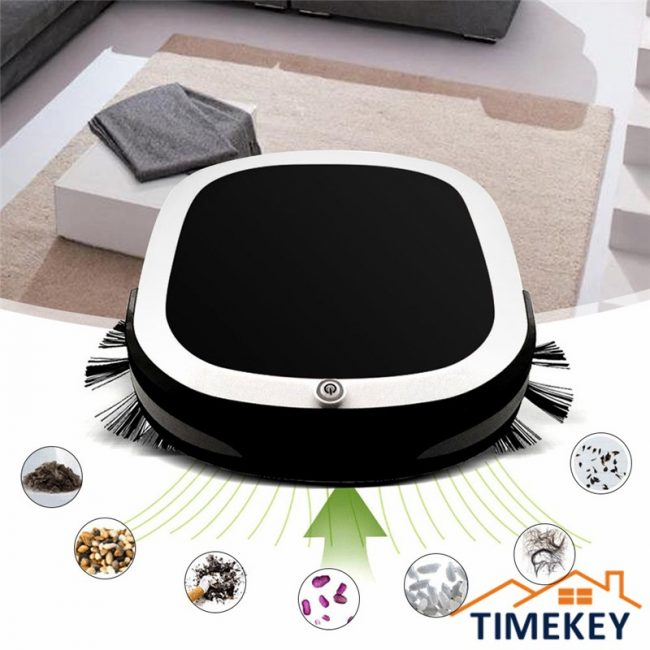 robot vacuum cleaner singapore housekeeping housework rechargeable