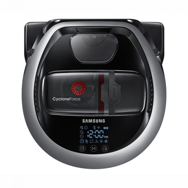 robot vacuum cleaner singapore samsung cyclone force powerbot black
