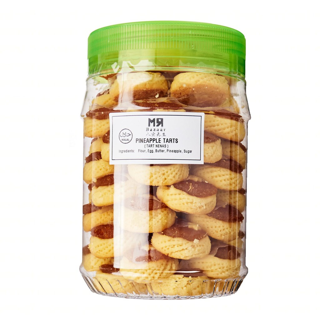 hari raya cookies pineapple tarts