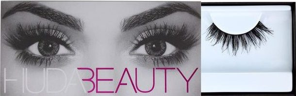 huda beauty samantha lashes best fake eyelashes