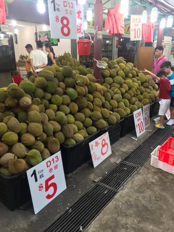king fruits best durians in singapore