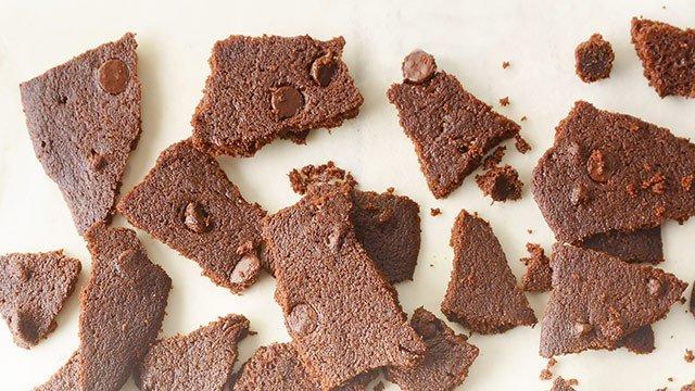 easy to follow Milo Chocolate Brittle recipe