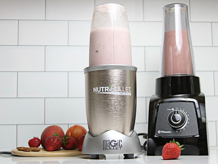 best blender for smoothies nutribullet