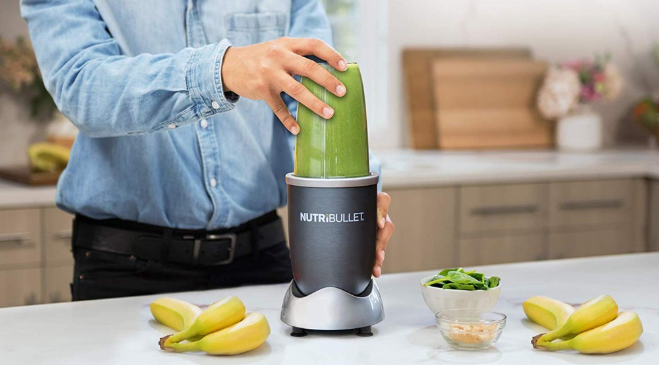 nutribullet best blender for smoothie green