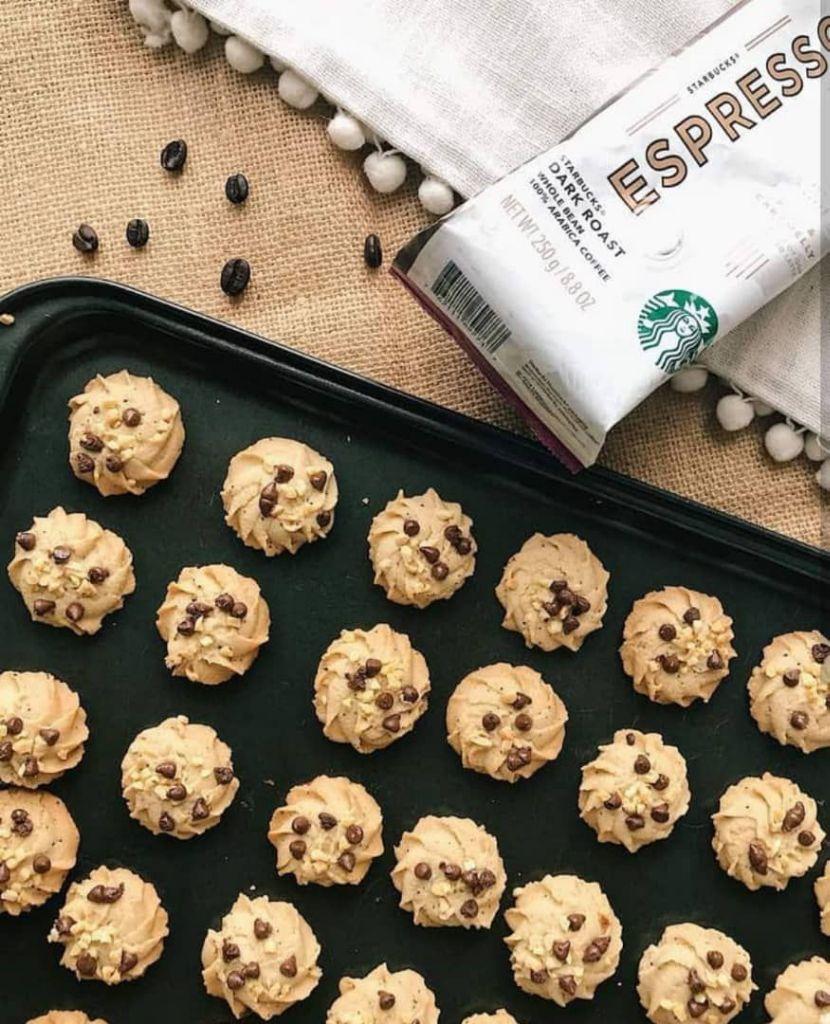 starbucks hari raya cookies