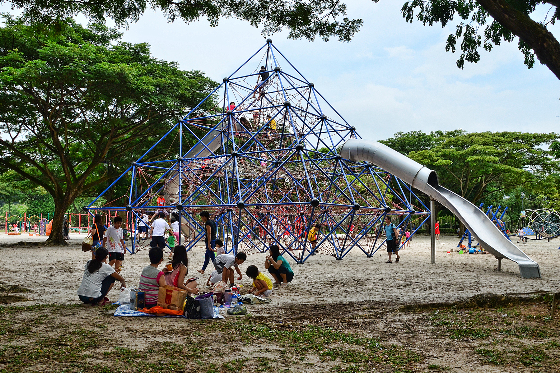 west coast park outdoor playground singapore