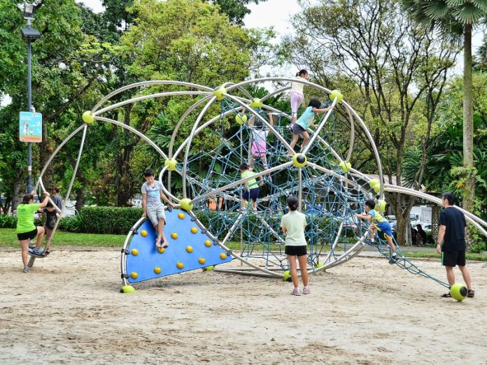 outdoor playground singapore