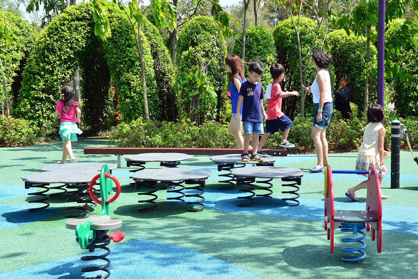 far east organization children's garden outdoor playground singapore
