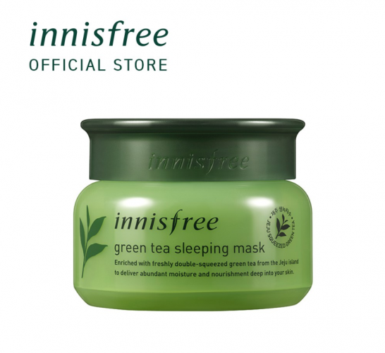 Innisfree Green Tea Sleeping Mask 80mL