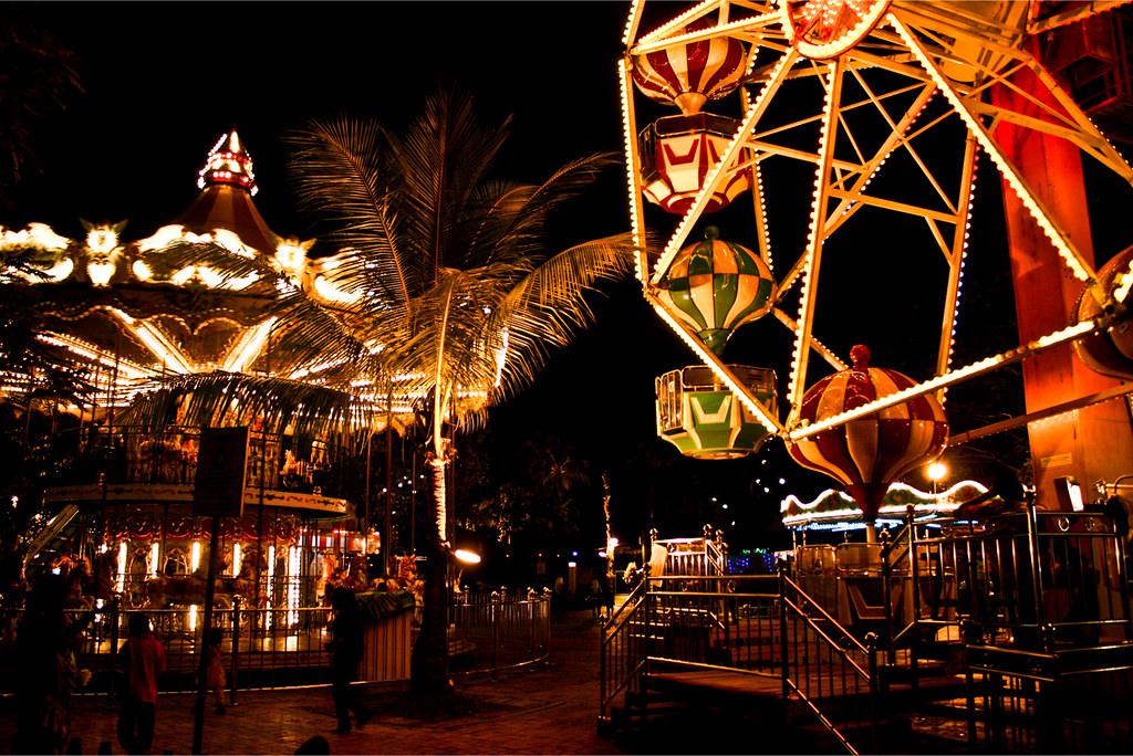 danga bay theme park things to do in jb
