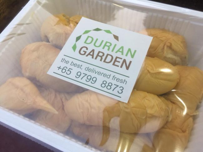 durian delivery singapore durian garden vacuum pack