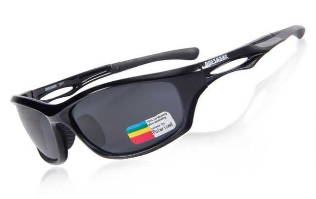 queshark polarised sports sunglasses
