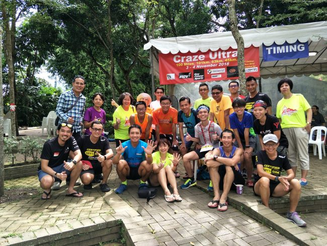 craze ultra 2019 singapore running events marathon
