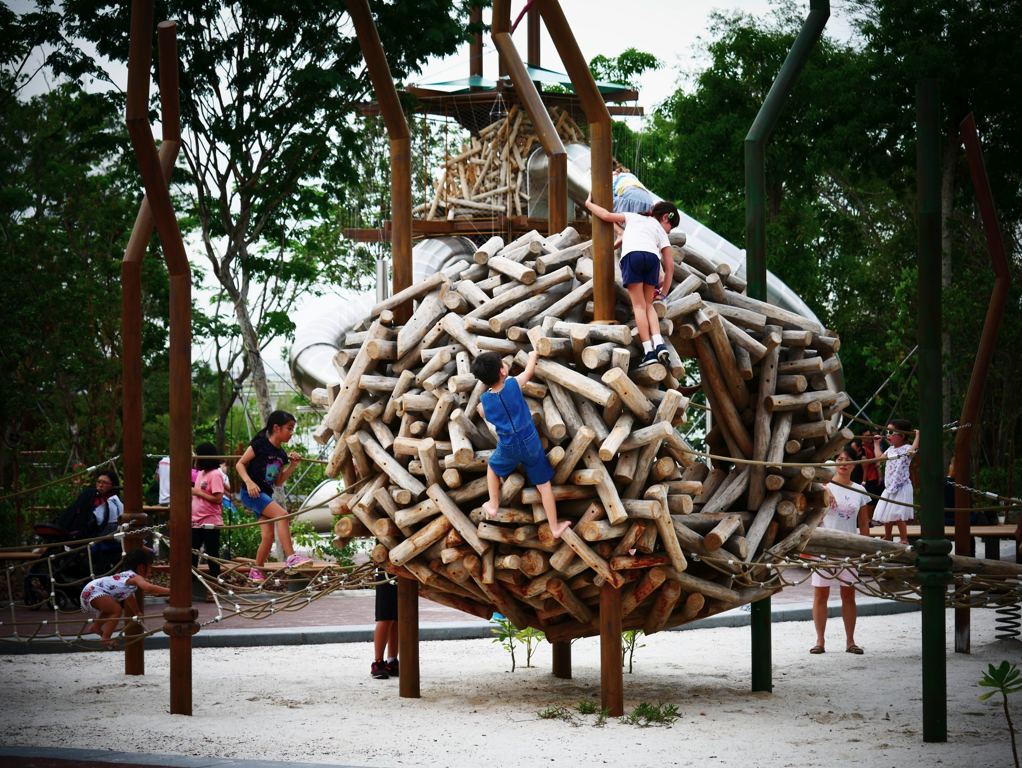 jurong lake park playground outdoor singapore