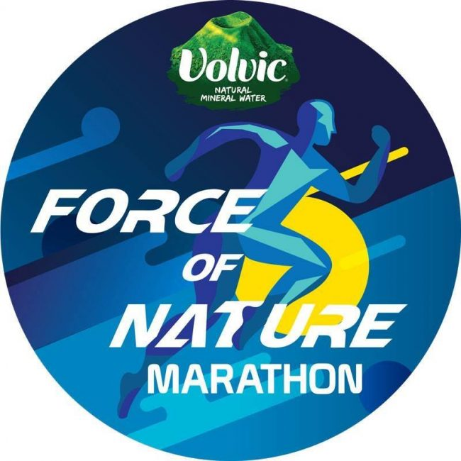 volvic force of nature marathon 2019 singapore running events