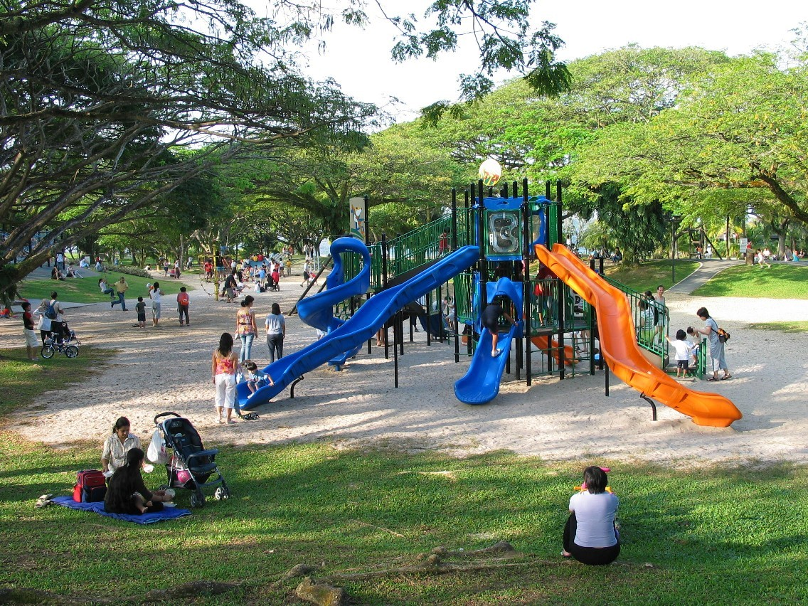 pasir ris park outdoor playground singapore