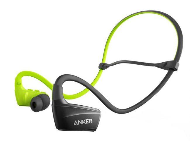 anker nb10 water resistant secure fit sport wireless earbuds