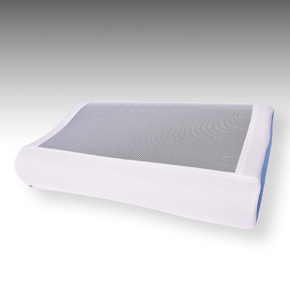 etoz classic gel pillow gel contour pillow best pillow for neck pain