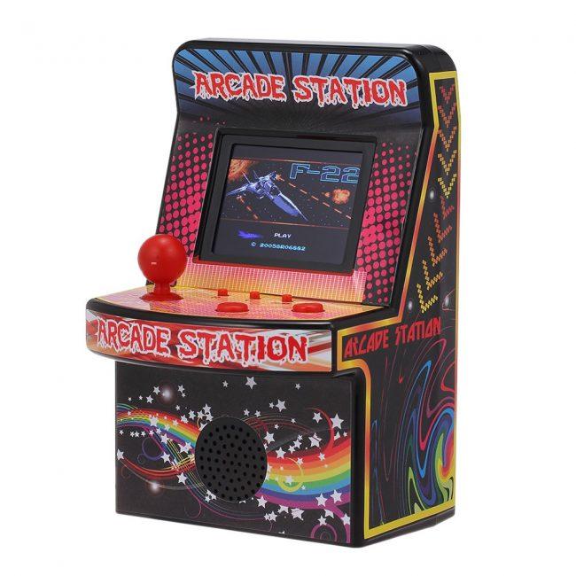 8-bit games retro game console portable arcade machine