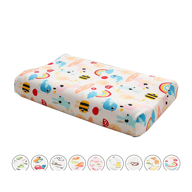 latex children best pillow for neck pain children
