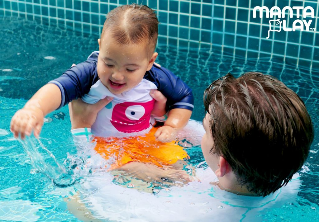 mantaplay baby swimming lessons singapore