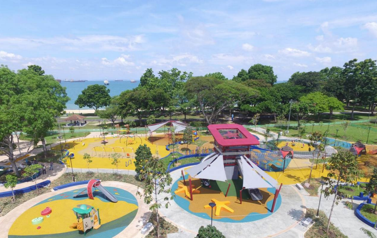 marine cove outdoor playground singapore