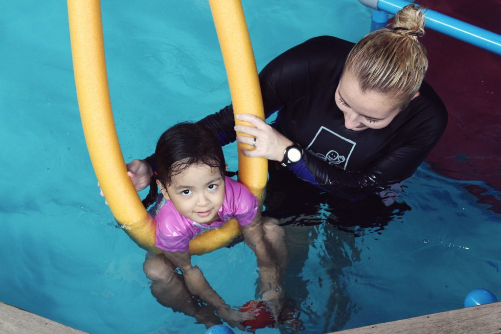 marsden baby swimming lessons singapore