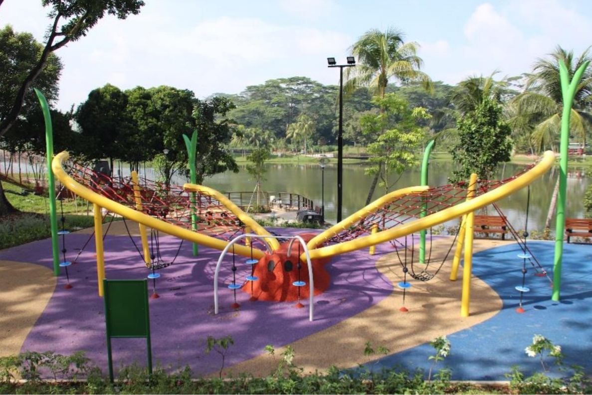 marsiling park outdoor playground singapore