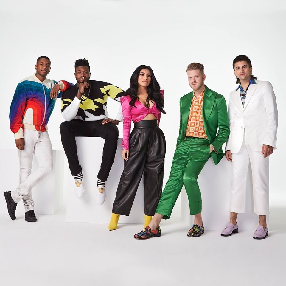pentatonix upcoming concerts in singapore in 2020