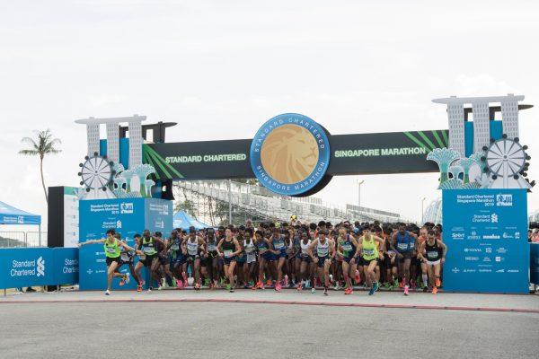 standard chartered marathon singapore running events in 2020