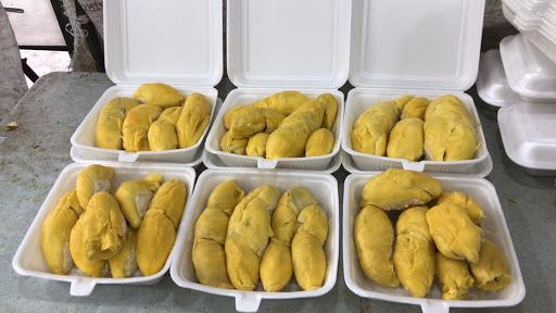 durian delivery singapore durian kingdom sg six boxes mao shan wang red prawn