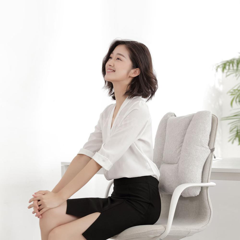back support for office chair xiaomi cushion lumbar