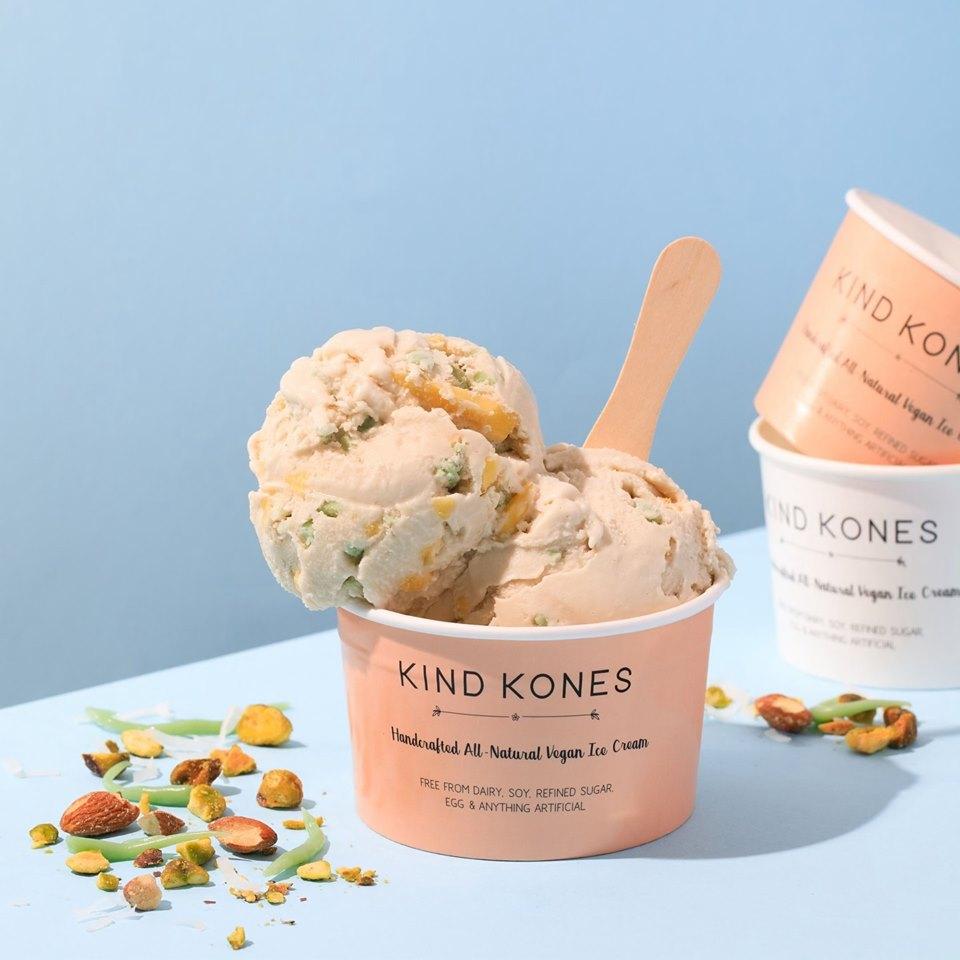 kind kones vegan ice cream singapore