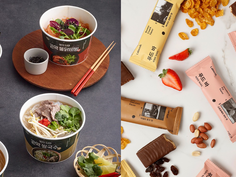 Try The Korean Diet 8 Korean Meal Replacement Products In Singapore