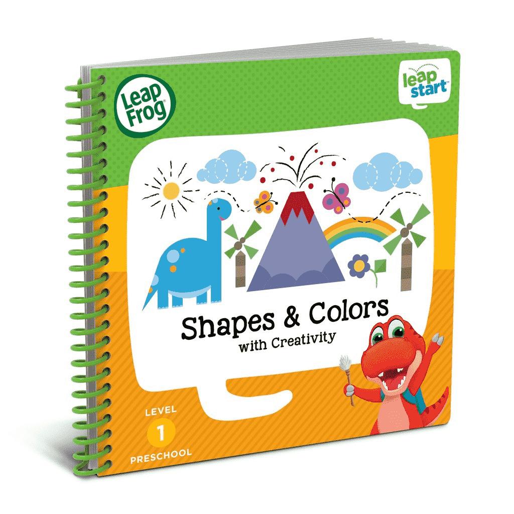 leapfrog shapes and colours best children's books