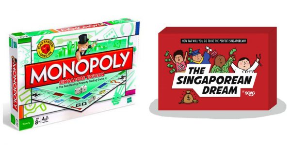 singapore gifts for overseas friends games