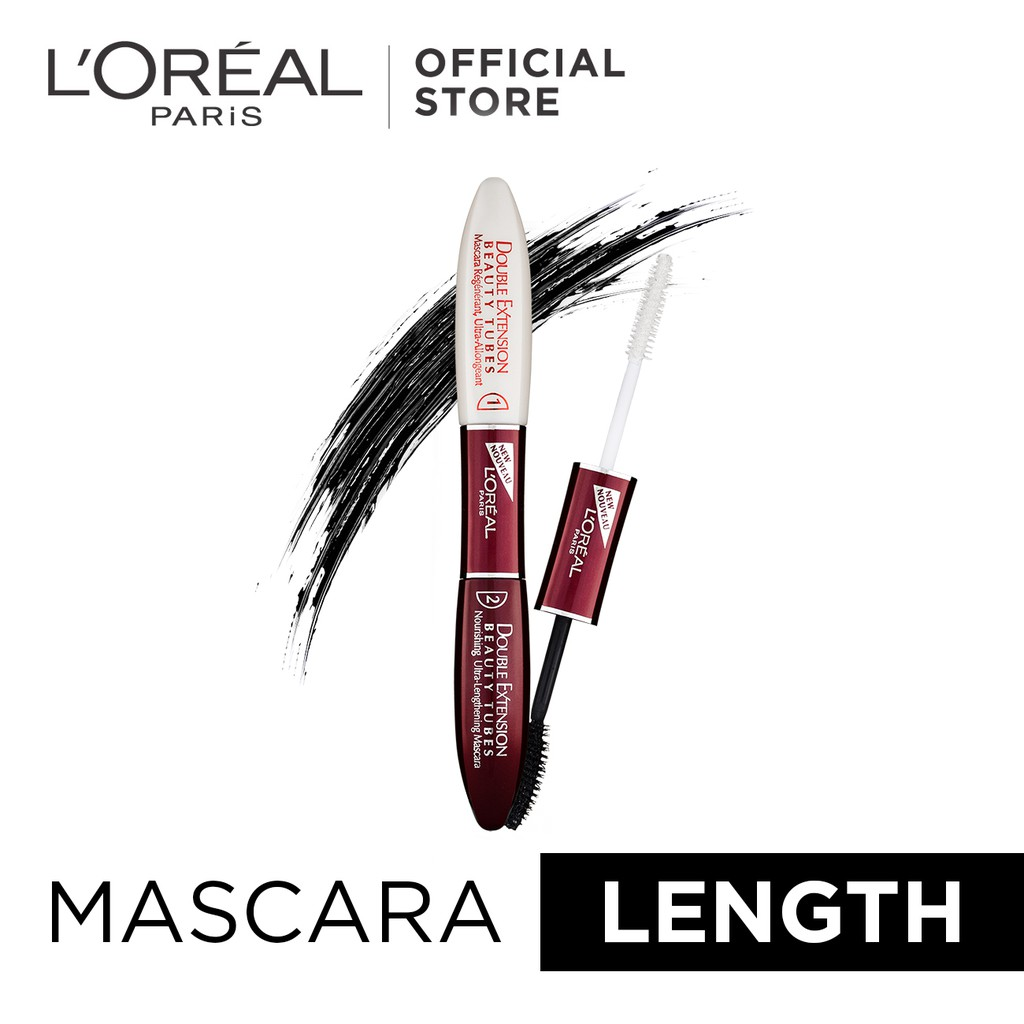 loreal double fix best mascara for asian leashes