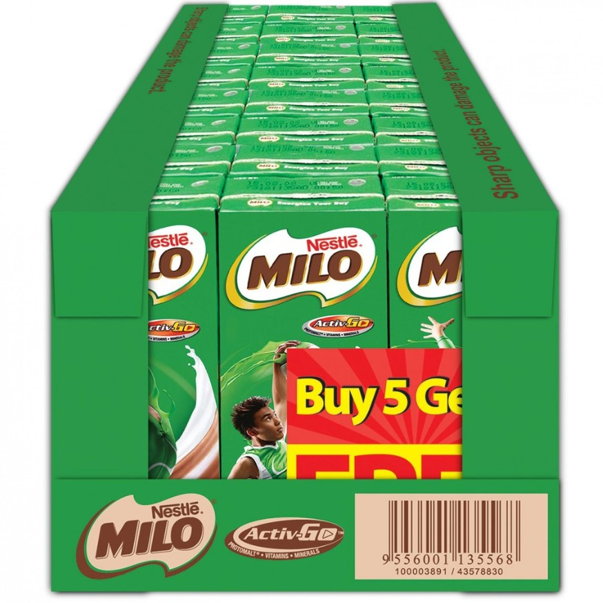 Milo Packets