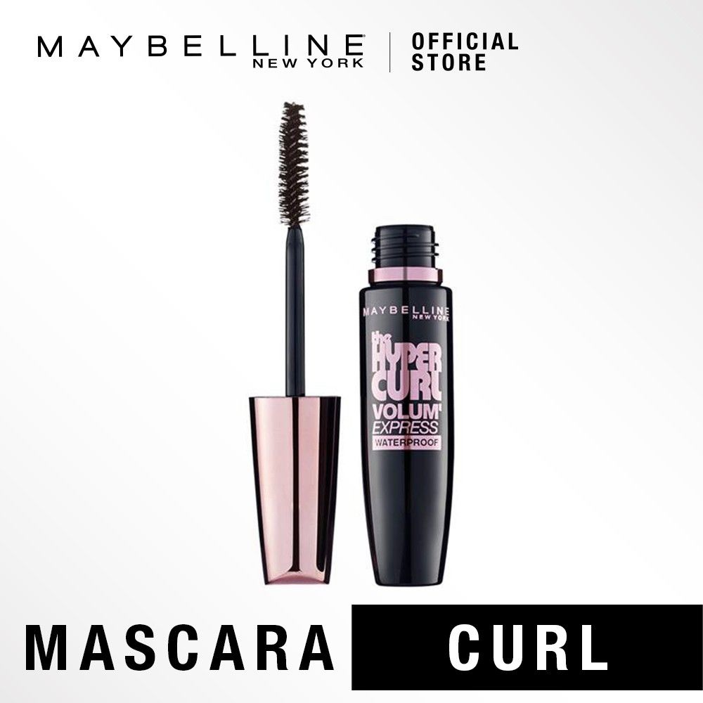maybelline best asain lashes for curl