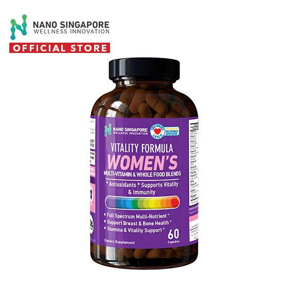 nano multivitamins for middle aged women singapore