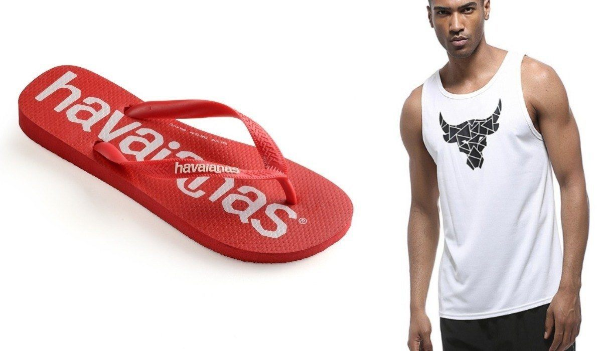 havaianas flip flops white muscle tank singapore national day outfits