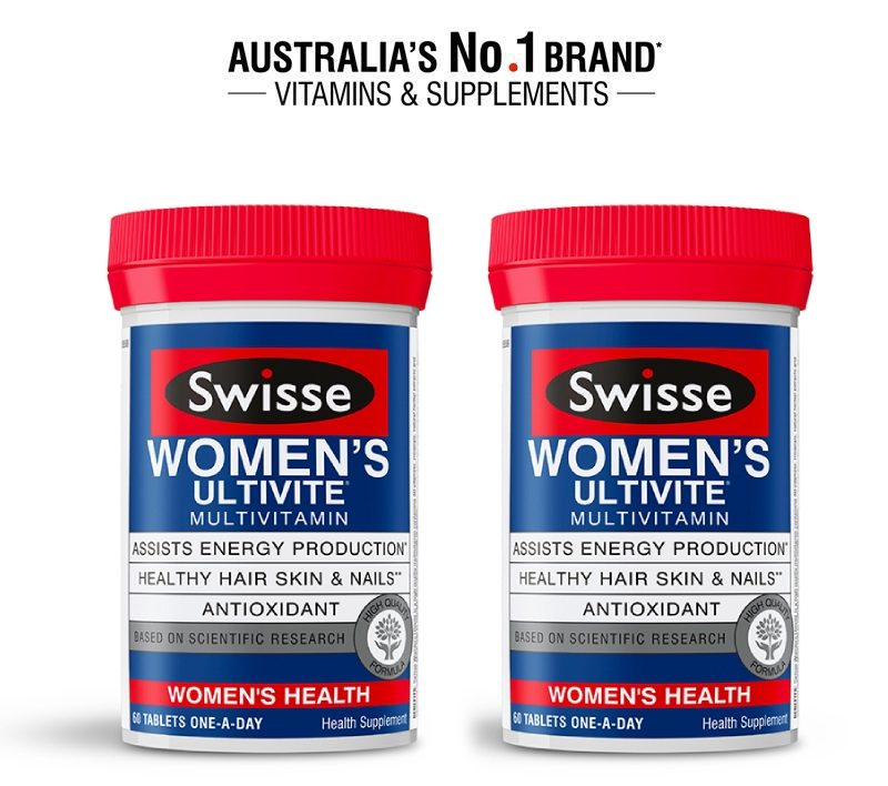 swisse ultivite best multivitamins for women