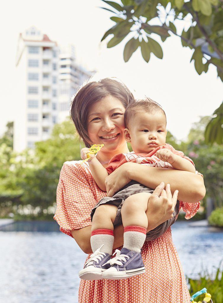 thomson confinement nanny singapore