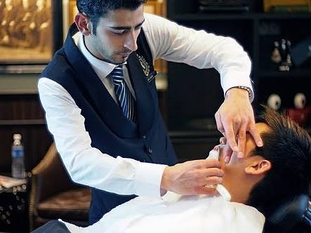 truefitt & hill best barber shops in singapore