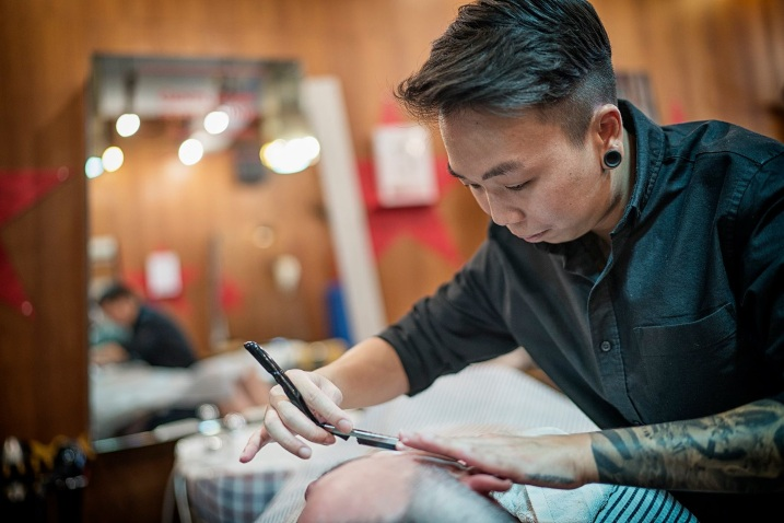 we need a hero best barber shops in singapore